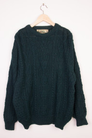 Irish Fisherman Sweater 167