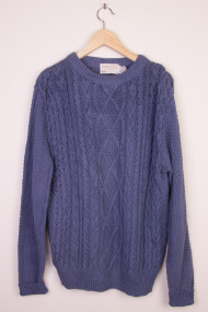 Irish Fisherman Sweater 168