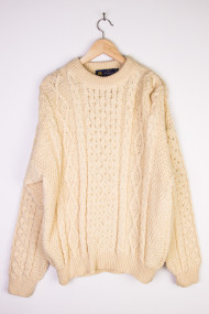 Irish Fisherman Sweater 17