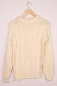 Irish Fisherman Sweater 178