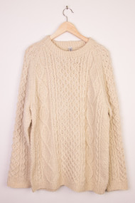 Irish Fisherman Sweater 180
