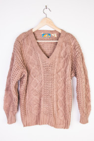 Irish Fisherman Sweater 20