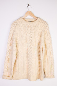 Irish Fisherman Sweater 22