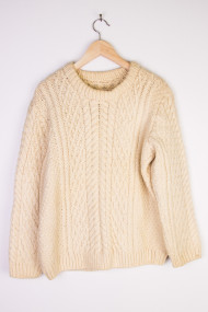 Irish Fisherman Sweater 25