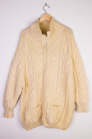Irish Fisherman Sweater 42