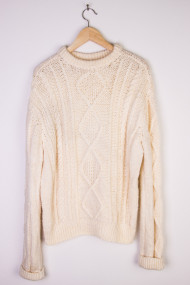 Irish Fisherman Sweater 45