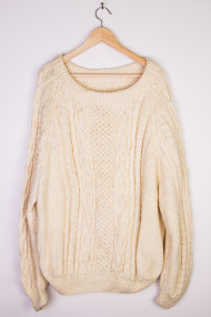 Irish Fisherman Sweater 48