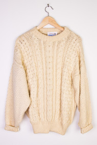 Irish Fisherman Sweater 60