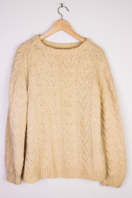 Irish Fisherman Sweater 63