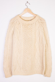 Irish Fisherman Sweater 68