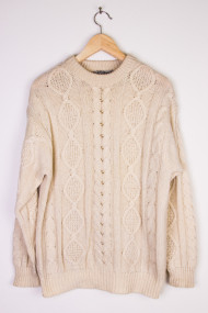 Irish Fisherman Sweater 84