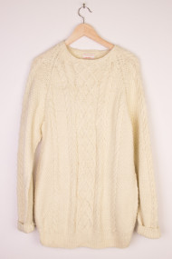 Irish Fisherman Sweater 97