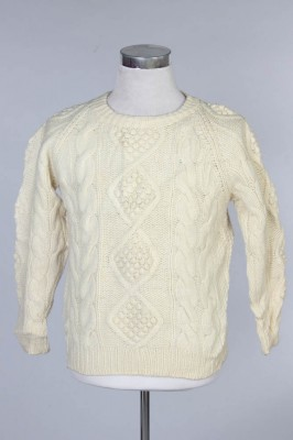 Irish Fisherman Sweater 232 1