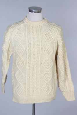 Irish Fisherman Sweater 244 1
