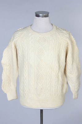 Irish Fisherman Sweater 250 1