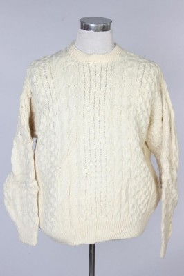 Irish Fisherman Sweater 254 1