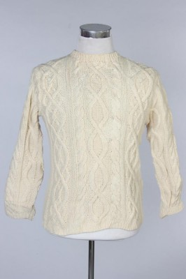 Irish Fisherman Sweater 255 1
