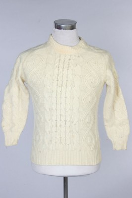 Irish Fisherman Sweater 262 1