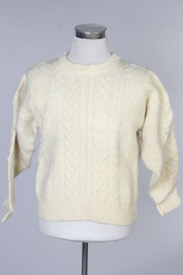 Irish Fisherman Sweater 268 1