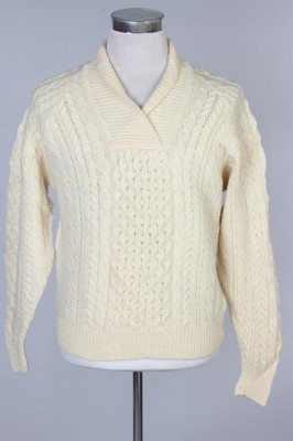 Irish Fisherman Sweater 289 1