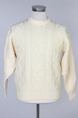 Irish Fisherman Sweater 292 1