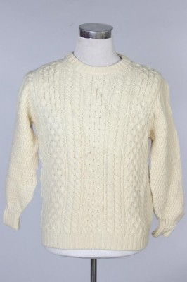Irish Fisherman Sweater 294 1