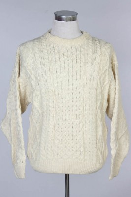 Irish Fisherman Sweater 297 1