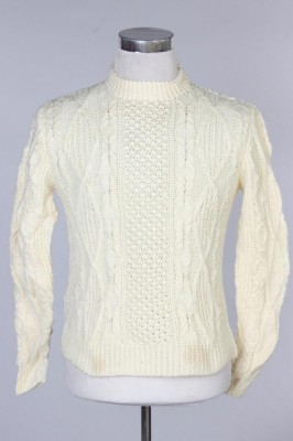 Irish Fisherman Sweater 301 1