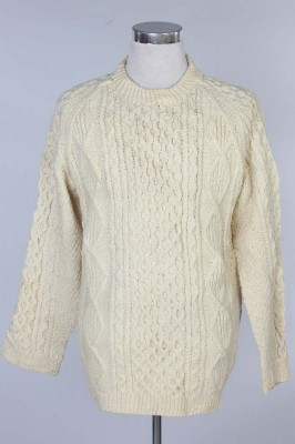 Irish Fisherman Sweater 303 1