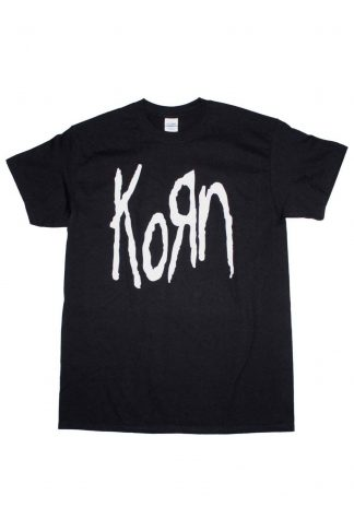 Korn Logo Band T-Shirt