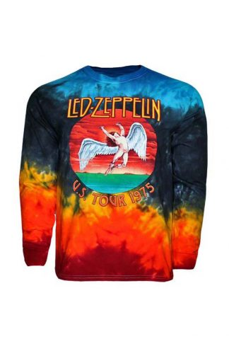 Led Zeppelin Icarus 1975 Long Sleeve Shirt