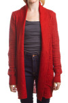long-chunky-cable-knit-cardigan-red