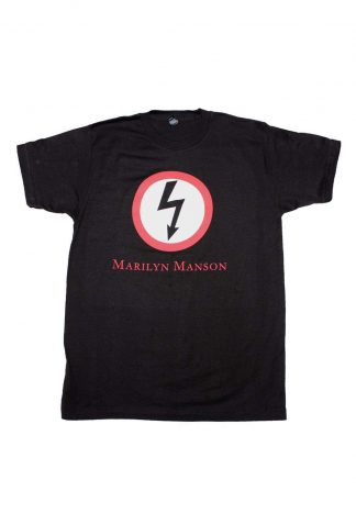 Marilyn Manson Classic Bolt T-Shirt