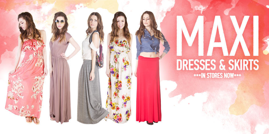 maxi dresses and skirts ragstock Home