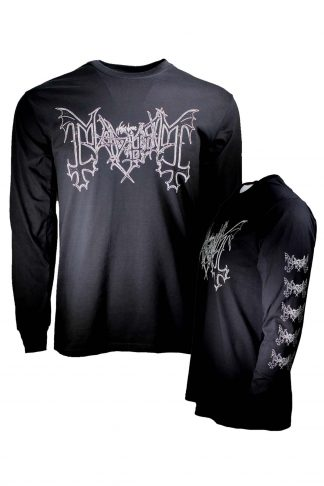 Mayhem Logo Long Sleeve T-Shirt