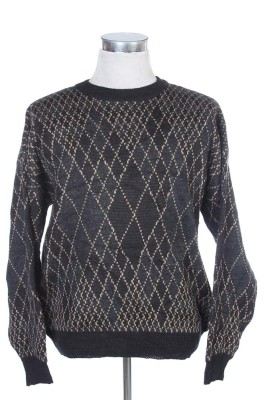 Men's Argyle Sweater 21 1