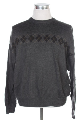 Men's Argyle Sweater 27 1