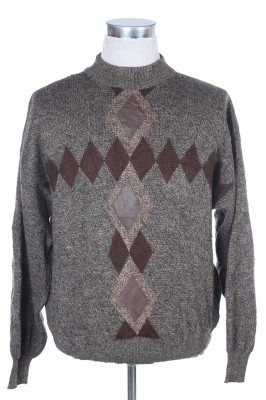 Men's Argyle Sweater 29 1