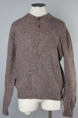Men's Henley Sweater 12 1