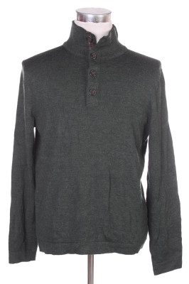 Men's Henley Sweater 20 1