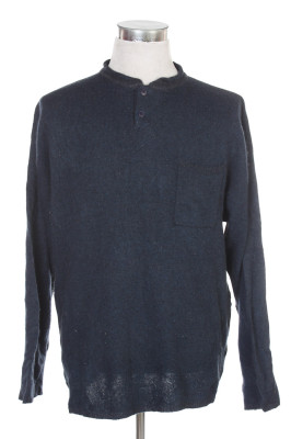 Men's Henley Sweater 21 1