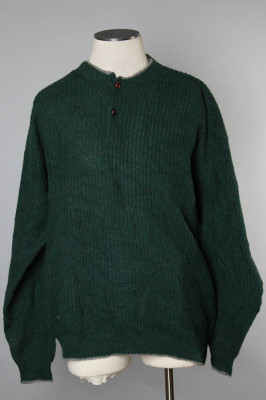 Men's Henley Sweater 5 1