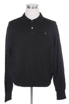 Men's Long Sleeve Polo 10 1