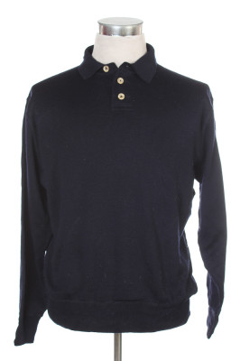 Men's Long Sleeve Polo 11 1