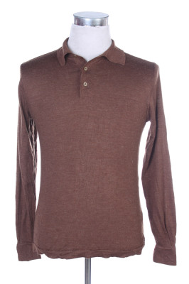 Men's Long Sleeve Polo 13 1