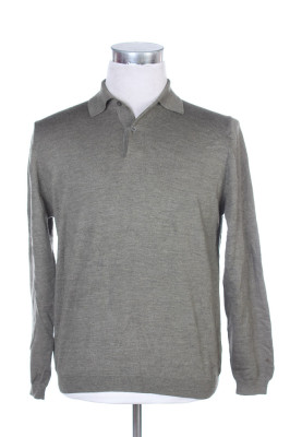 Men's Long Sleeve Polo 16 1