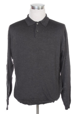 Men's Long Sleeve Polo 26 1