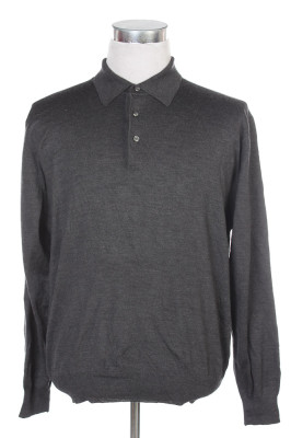 Men's Long Sleeve Polo 31 1