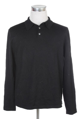 Men's Long Sleeve Polo 33 1