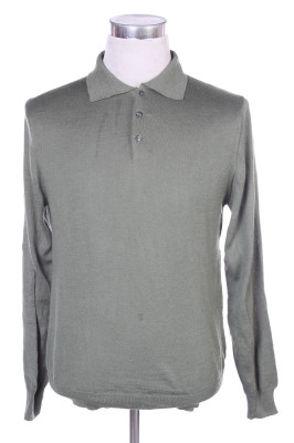 Men's Long Sleeve Polo 34 1